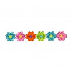 Guipour flores 25 mm.