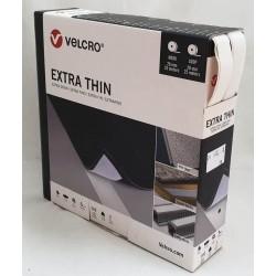 Velcro adhesivo extra fino