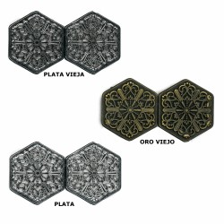 Broches metal