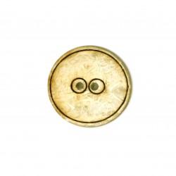 Botón coco