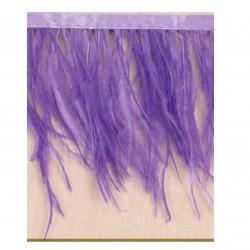 Fleco plumas ostrich
