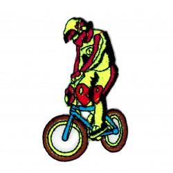 Aplique bicicleta...