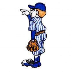 Aplique jugador beisbol...
