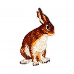 Aplique conejo termoadhesivo