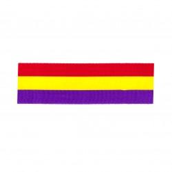 Cinta bandera republicana