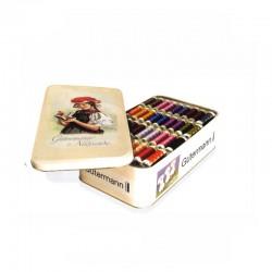 Caja Vintage Gütermann 100...